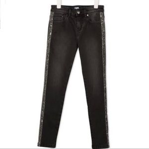 NEW Silver Jeans Black Avery High Rise Skinny Jean